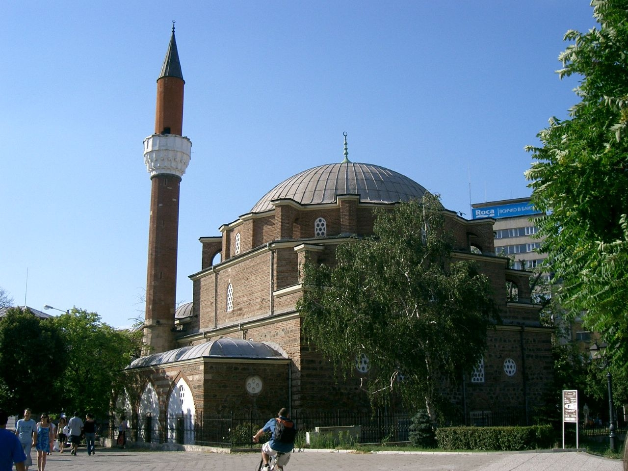 Mosques of Europe